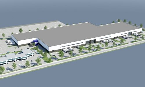 Bornem Antwerp - Distribution centre to rent